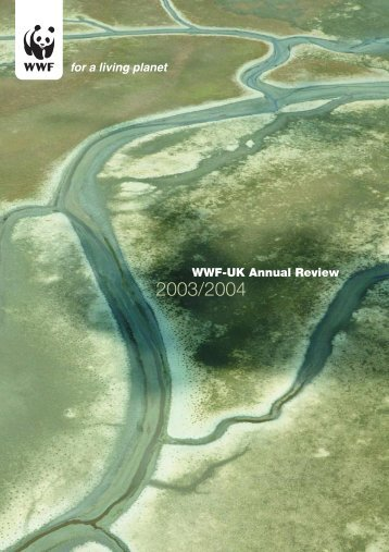 WWF-UK Annual Review 2003/2004
