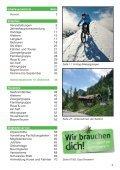 Richtig vorbereitet in den Winter - DAV Neumarkt - Page 3