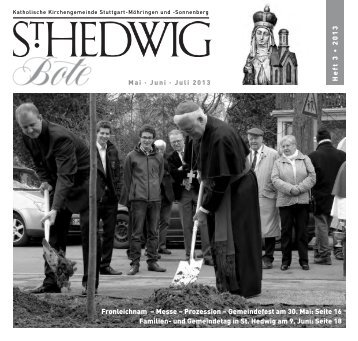 Download Hedwigsbote - St. Hedwig