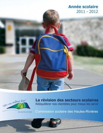 Document - Commission scolaire des Hautes-Rivières