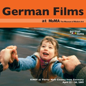 German Films - New York University