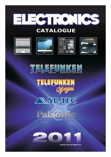 TELEFUNKEN CATALOGUE 2011