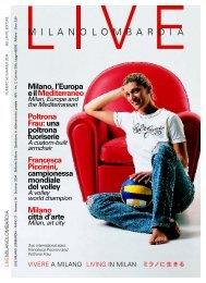 Milano, l'Europa eilMediterraneo Poltrona Frau: una ... - Bellavite