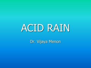 Dr. Vijaya Menon - EPCO