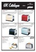 UK PRODUCTS 2009 - appliances electronics seasonal - Page 4