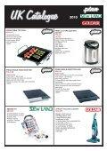 UK PRODUCTS 2009 - appliances electronics seasonal - Page 6