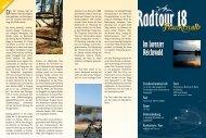 Radtour 18 Im Lorenzer Reichswald - Landkreis Nürnberger Land