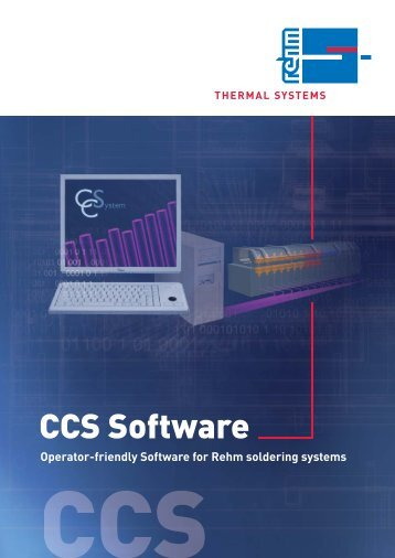 CCS Software - Rehm Group