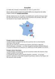 Espace Info->Énergie du Rhône - Actualité