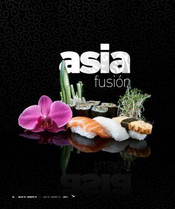 Asia fusión - Abordo.com.ec