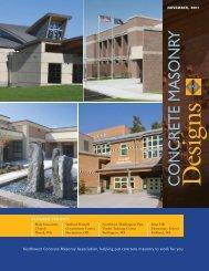 November 2007 - Northwest Concrete Masonry Association