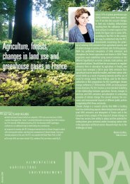 Mise en page 1 - French National Institute for Agricultural Research