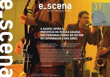 Descarga o boletín - Centro Dramático Galego