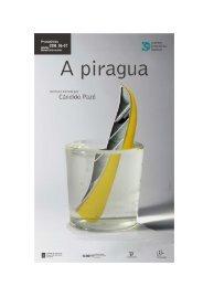 Dossier de prensa A piragua - Centro Dramático Galego