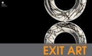 Exit Art - Department of Arts and Museums - Northern Territory ...