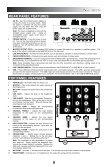 PROFESSIONAL USB DJ MIXER - Numark - Page 5