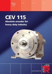 CEV115 englisch.indd - TR Electronic