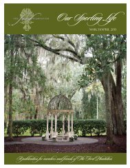 Newsletter 2013 March April.indd - The Ford Plantation