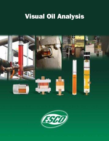 Visual Oil Analysis