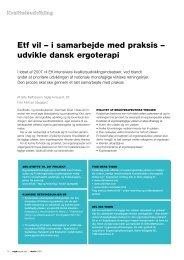 [pdf] [pdf] - Ergoterapeutforeningen