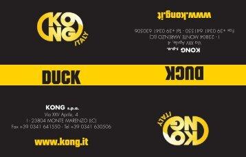 DUCK DUCK - Kong