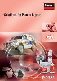 Solutions for Plastic Repair - Henkel