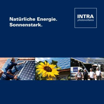 Download (pdf, 1566kb) - INTRA photovoltaics