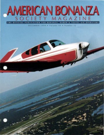 December 1999 - American Bonanza Society