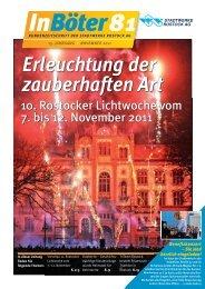 Erleuchtung der zauberhaften Art - Stadtwerke Rostock AG