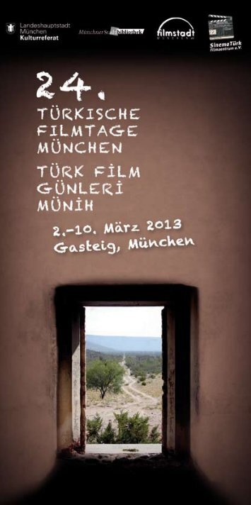 Programmheft - Filmstadt München