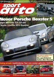 Sport Auto, Heft 1/2005 239(325)