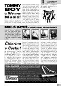 první DVD v historii kapely 2DVD obsahuje více než 5 a půl hodiny ... - Page 4