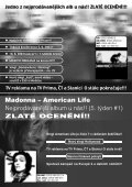 první DVD v historii kapely 2DVD obsahuje více než 5 a půl hodiny ... - Page 7
