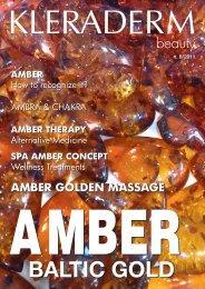 amber - Golden Lotus