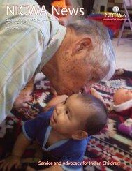 Summer 2009 - National Indian Child Welfare Association