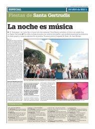 Santa Gertrudis - Diario de Ibiza
