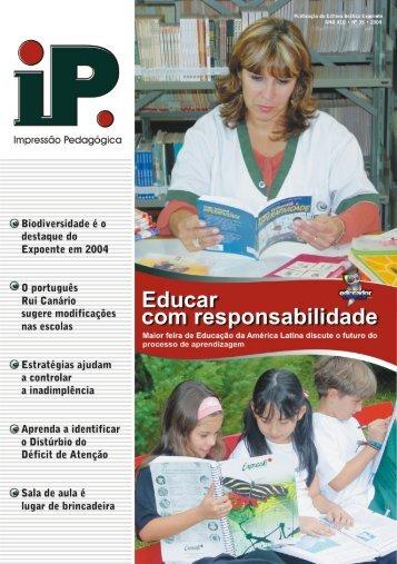 Revista IP nº35 - Educar com ... - Escola Interativa