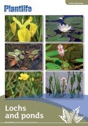 Lochs and ponds - Plantlife