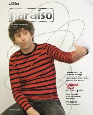 Descarga o número 4 - Centro Dramático Galego