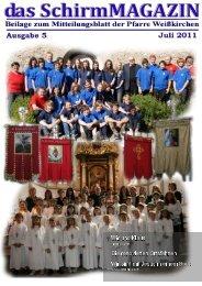 Hurra Ferien - Pfarre Weißkirchen an der Traun