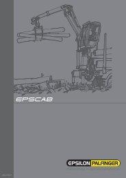 EPSCAB XL - Palfinger
