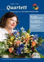 Quartett 2 - Stadtwerke Potsdam