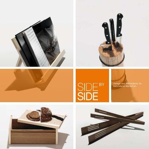 Design aus Werkstätten  für behinderte Menschen - Lundia