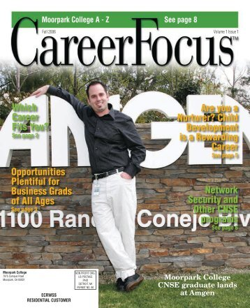 Career Focus, Fall 2006 - Moorpark College