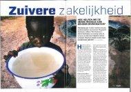 hoe helpen we de derde wereld aan schoon drinkwater? - Aqua for All