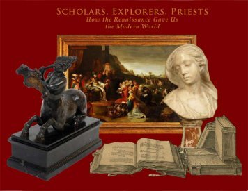 SCHOLARS,EXPLORERS,PRIESTS ...
