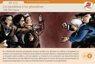 Los jacobinos y los girondinos - Manosanta