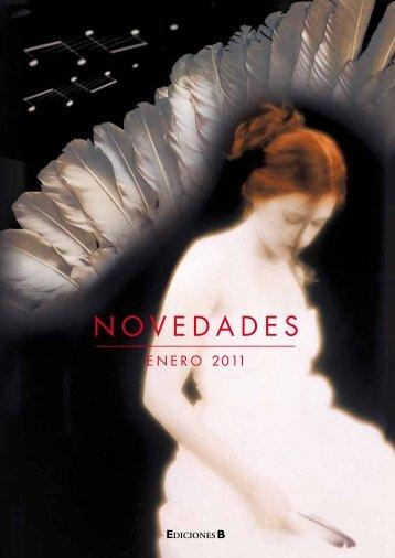 NOVEDADES - Ediciones B
