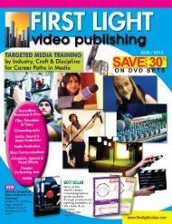 FirstLight August 2009 Catalog - First Light Video Publishing