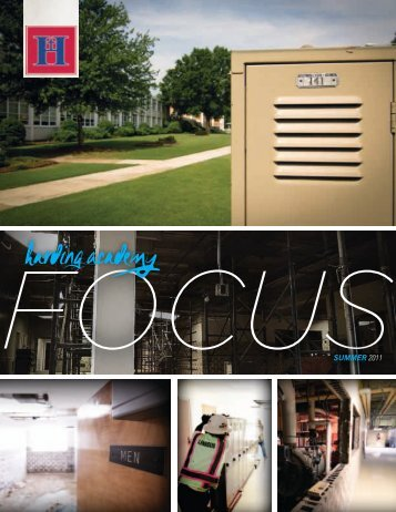 focus - Harding Academy